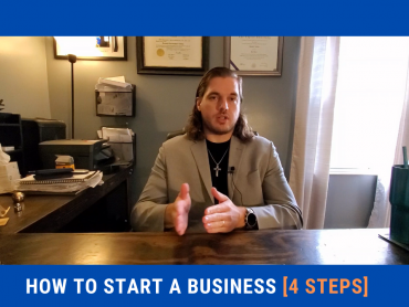 How to start a business [4 steps]