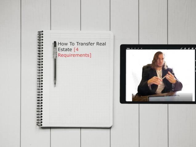 transfer real estate 1